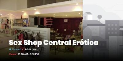 Sex Shop Central Erotica